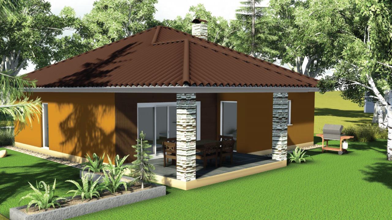 Gradnja kuće Andrea