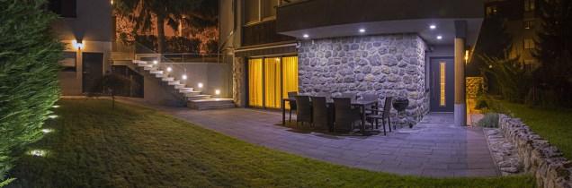 """Adaptacija stana i uređenje dvorišta za projekt """"pametne kuće"""" by RETEL"""
