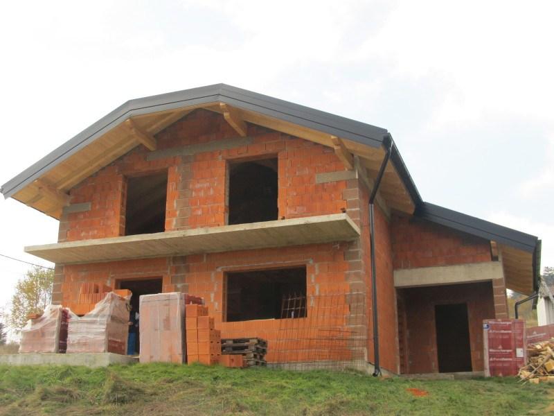 Izgradnja krovišta sa KVH građom i postavom TERMOTOP izolacije