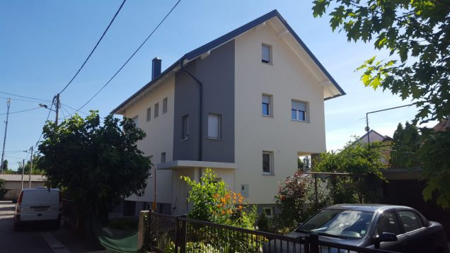 Izgradnja kuće, Rudeš Zagreb