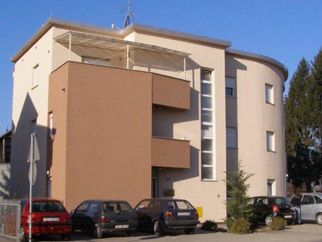 Izgradnja stambene zgrade Brestovečka cesta Sesvete