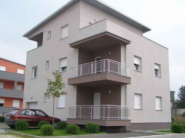 Izgradnja stambene zgrade Horvatova ulica Sesvete III