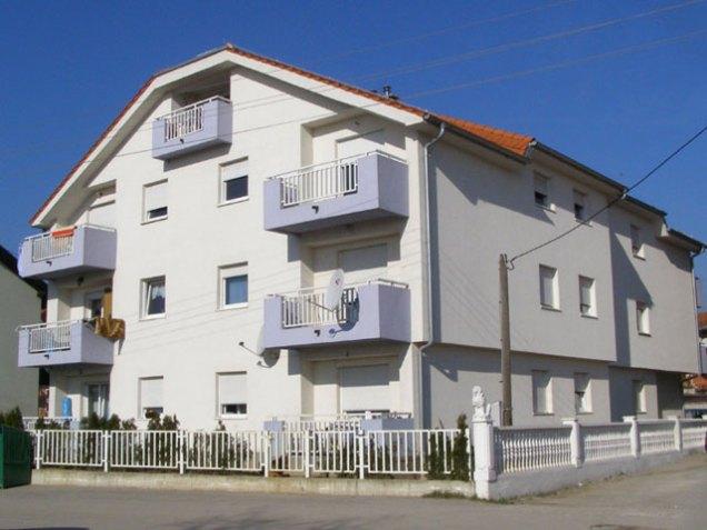 Izgradnja stambene zgrade Ljiljana Sesvete