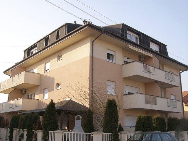 Izgradnja stambene zgrade Retkovec Zagreb