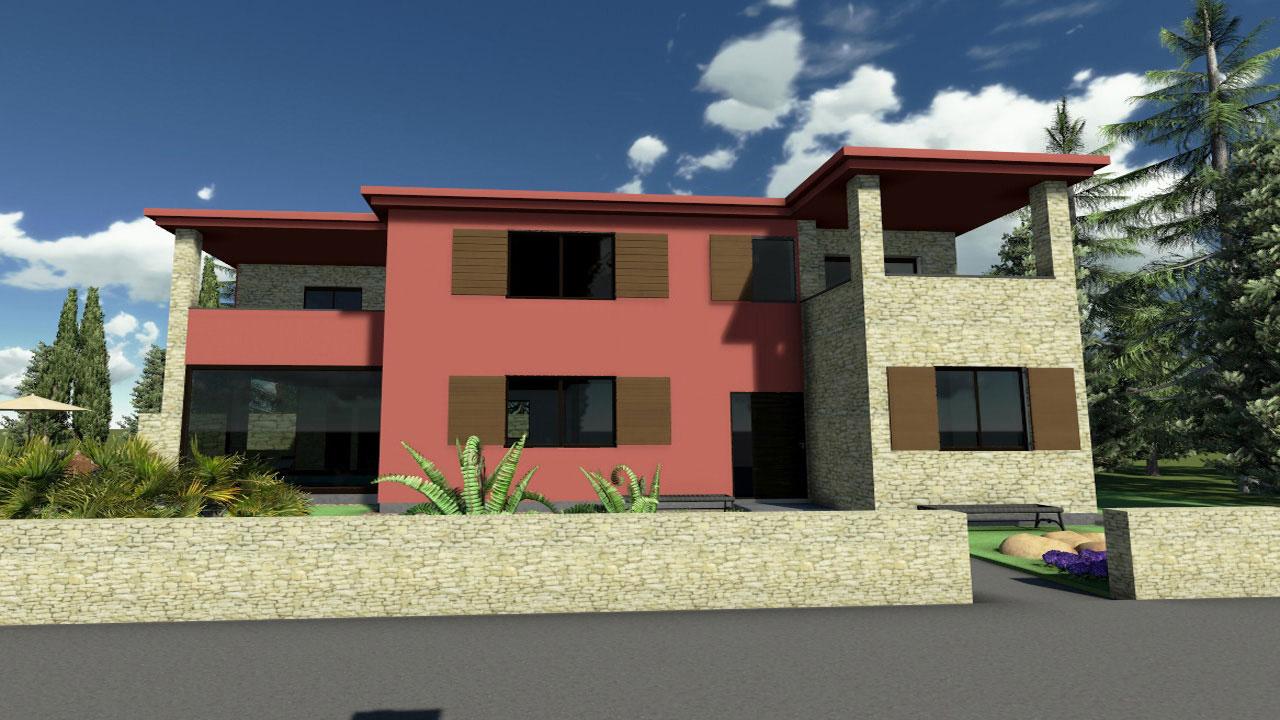 Kuća Kaja gradnja