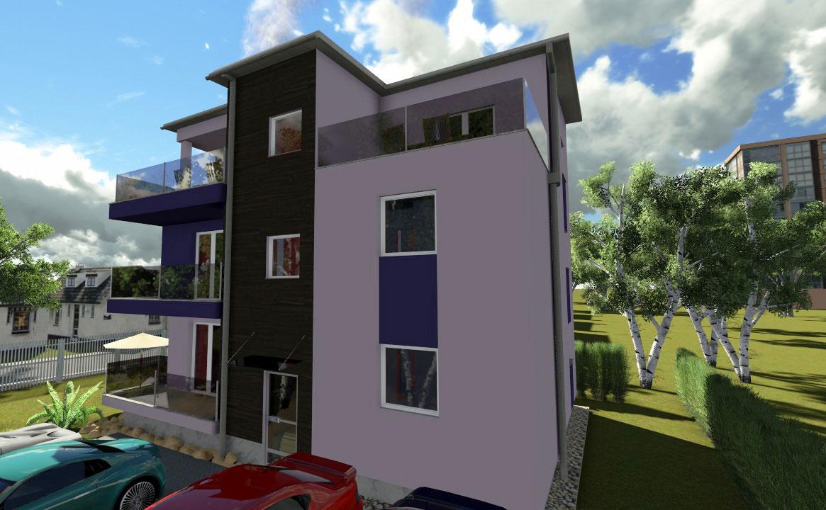 Kuća Mihaela gradnja