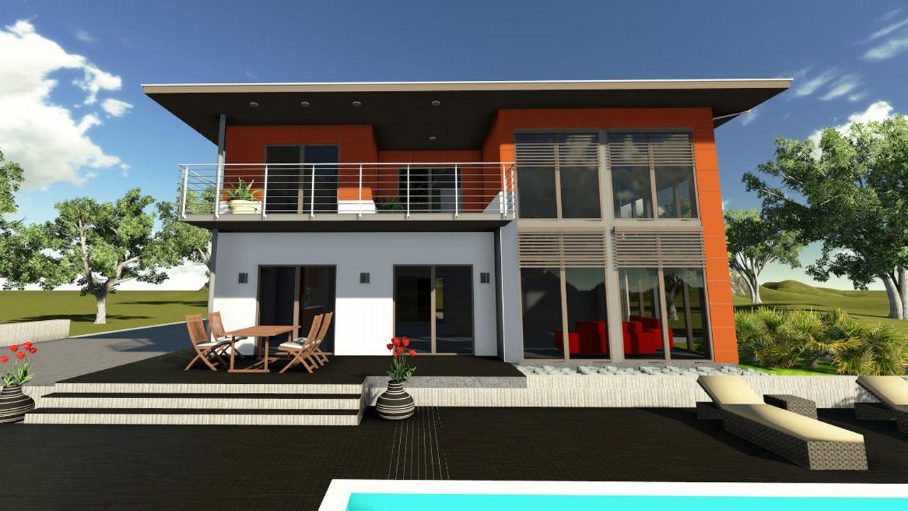 Kuća Sabina gradnja
