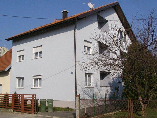 Izgradnja kuće Saborska ulica Dubrava Zagreb