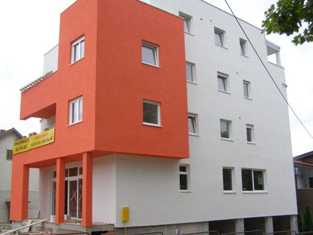 Izgradnja stambene zgrade Sesvetska cesta